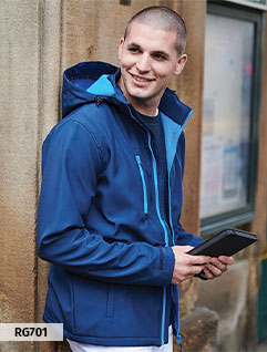 Jacken (Softshell Hooded)